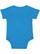 INFANT PREMIUM JERSEY BODYSUIT Cobalt Back