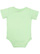 INFANT PREMIUM JERSEY BODYSUIT Mint Back