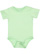 INFANT PREMIUM JERSEY BODYSUIT Mint Open