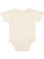 INFANT PREMIUM JERSEY BODYSUIT Natural Back