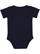 INFANT PREMIUM JERSEY BODYSUIT Navy Back