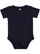 INFANT PREMIUM JERSEY BODYSUIT Navy Open