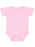 INFANT PREMIUM JERSEY BODYSUIT Pink