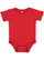 INFANT PREMIUM JERSEY BODYSUIT Red