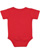 INFANT PREMIUM JERSEY BODYSUIT Red Back