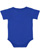 INFANT PREMIUM JERSEY BODYSUIT Royal Back
