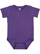 INFANT PREMIUM JERSEY BODYSUIT Vintage Purple