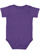 INFANT PREMIUM JERSEY BODYSUIT Vintage Purple Back