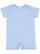 INFANT PREMIUM JERSEY T-ROMPER Light Blue Open