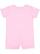INFANT PREMIUM JERSEY T-ROMPER Pink Back