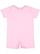 INFANT PREMIUM JERSEY T-ROMPER Pink Open