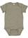 INFANT MELANGE JERSEY BODYSUIT Military Green Melange