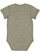 INFANT MELANGE JERSEY BODYSUIT Military Green Melange