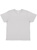 YOUTH FINE JERSEY TEE Silver